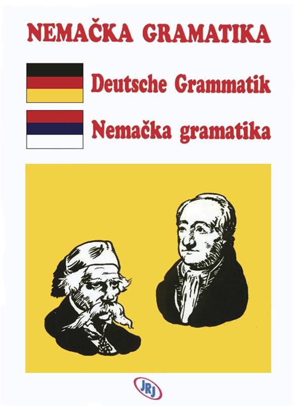 Gramatika nemačkog jezika