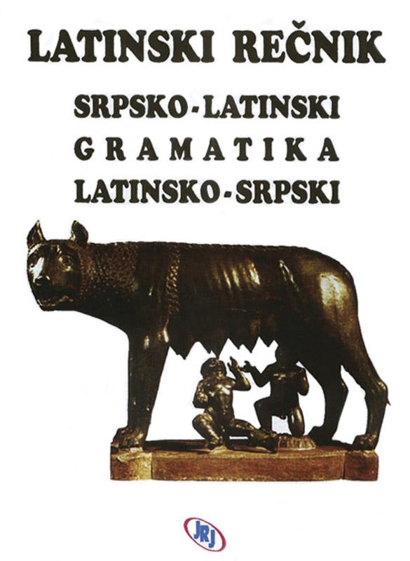 Latinski rečnik