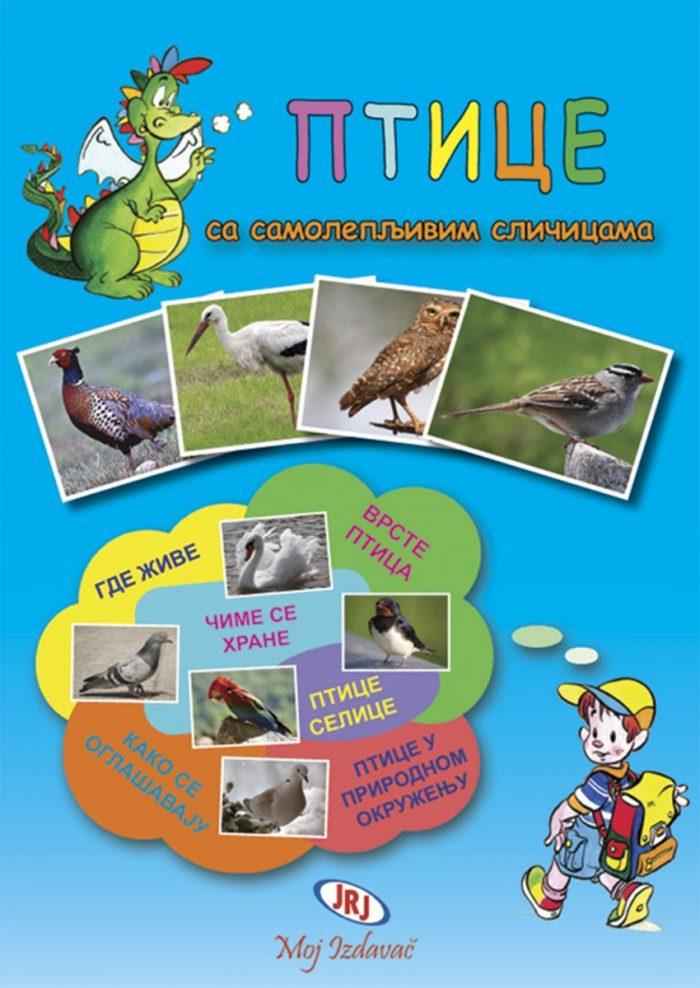 Decje knjige - Ptice